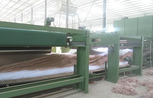 环保耶棕生产线